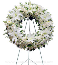funeral-wreaths-hearts